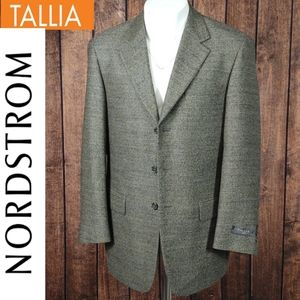 NWT Vintage Extraordinary Worsted Wool Blazer